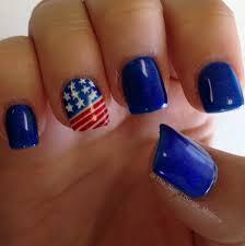 july 4th nail art design nail art pinterest