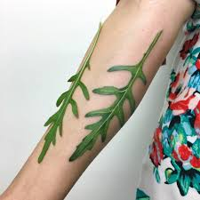 follow of the week tattoos for those with a green thumb the