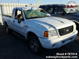 02 ford ranger parts used 2002 ford ranger edge 4 0l 4x4 parts sacramento