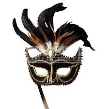 venetian masquerade mask black venetian masquerade mask fm 57598 by collectibles