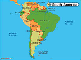 south america map rainforest south american tours explore the rainforests