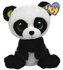 ty stuffed animals discount ty bamboo panda 6