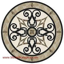 kristine ii 36 waterjet medallion medallionsplus com floor