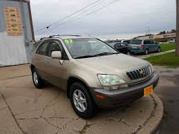 lexus suv 2002 for sale 2002 lexus rx 300 awd 4dr suv in sioux city ia brothers used