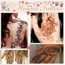 homemade henna tattoos best henna design ideas