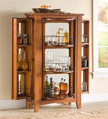 distressed wood bar cabinet attractive wood bar cabinet within clive crate and barrel