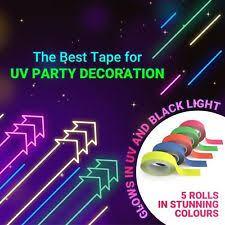 glow in the dark tape ebay