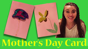 make a mother u0027s day card i arty amelia i arts and crafts for kids