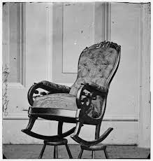 Benjamin Franklin Rocking Chair Crime Musingwithclio