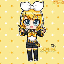 no rin vocaloid rin kagamine by akage no hime on deviantart