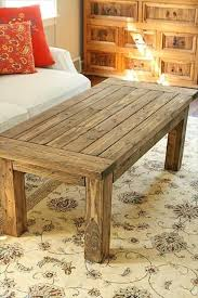 Diy Wood Coffee Table by Best 25 Reclaimed Coffee Tables Ideas On Pinterest Reclaimed