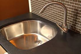 Kitchen Sinks And Faucets how to move a kitchen sink video diy