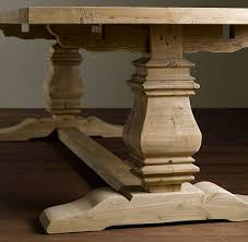Best  Trestle Tables Ideas On Pinterest Farm Tables Dining - Old pine kitchen tables