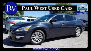 used nissan altima 2014 nissan altima 2 5s in gainesville fl for sale