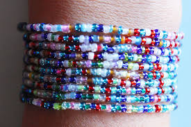 beading bracelet images Loom beading without the loom jpg