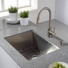25 Inch Kitchen Sink Kitchen Undermount Stainless Steel Sinks For Your Modern Kitchen