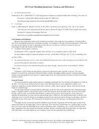 format apa citation apa style citation format