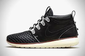 rosch runs nike roshe run sneakerboots premium leather pack hiconsumption