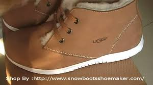 ugg sales statistics ugg mens casual shoes chestnut suede leather white bearpaw