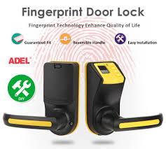 Diy Ceiling Ls Yellow Ls 9 Diy Fingerprint Door Lock With Password And Mechanical