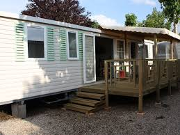 mobile home 3 chambres mobil home luminosa 6 personnes 3 chambres 2 sdb 2 wc terrasse