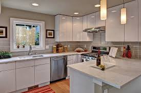 Crystal Kitchen Cabinets Flat Front Kitchen Cabinets