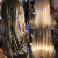 before and after keratin treatment keratin treatment pinterest