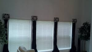 Faux Wood Cornice Valance Budget Blinds Marysville Oh Custom Window Coverings Shutters