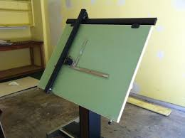 Leonar Drafting Table Motorized Drafting Table Espotted