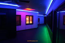 Blue Led Lights Strips by Led Light Strip Ideas Nana U0027s Workshop