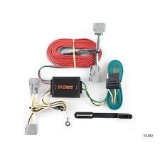 curt manufacturing curt custom wiring harness 55380