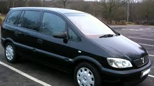 2002 vauxhall zafira 1 6 club youtube