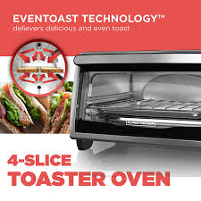 Bake Salmon In Toaster Oven Amazon Com Black Decker 4 Slice Toaster Oven Stainless Steel