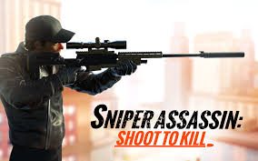 amazon com sniper 3d assassin shoot to kill by fun games for