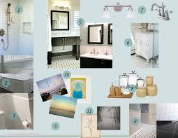 mood board bathroom update design studio davenue