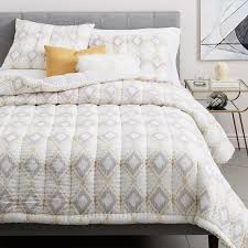 How To Hand Wash A Duvet Braided Quilt Shams West Elm