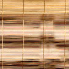 decorating window treatment ideas with matchstick blinds for home