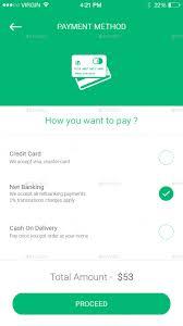 image result for edit payment method ui design dashboard design