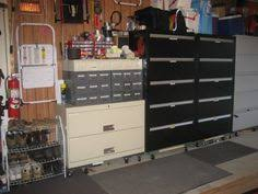 file cabinet storage ideas got a steel filing cabinet ideas the garage journal board