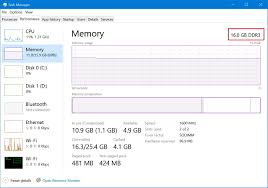 how to use windows 10 task manager to monitor system performance