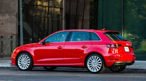 audi a3 e range the 2016 audi a3 sportback e is a hybrid oddball but