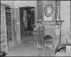 University Of Kentucky Home Decor File Miners Children In Front Of The Fireplace In Monroe Jones