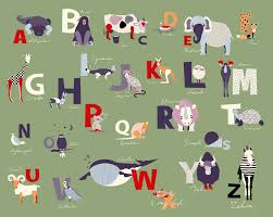 alphabet wallpaper mural plasticbanners com alphabet children wall mural