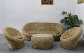 Cane Furniture Cane Sofaset Rattan Sofaset And Bamboo Sofaset - Wicker sofa sets