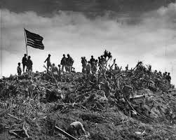 Iwo Jima Flag Raising Staged Lesser Known Images Tell The Real Story Behind That Iconic Iwo