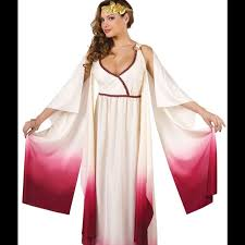 Athena Halloween Costume Sold Greek Goddess Halloween Costume 2 8