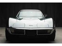 1970s corvette for sale 1970 chevrolet corvette for sale on classiccars com 38 available