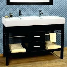 troff sinks bathroom vanities double trough bathroom vanity double faucet trough sink