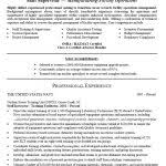 Resume Templates For Military To Civilian Military To Civilian Resume Template Military Resume Examples