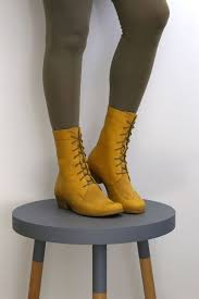 womens boots yellow yellow combat boots with brilliant inspirational sobatapk com